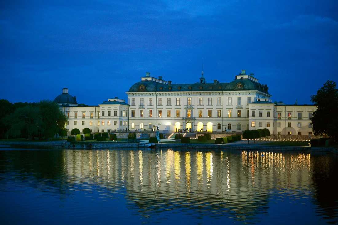 NYA HEMMET Drottningholms slott.