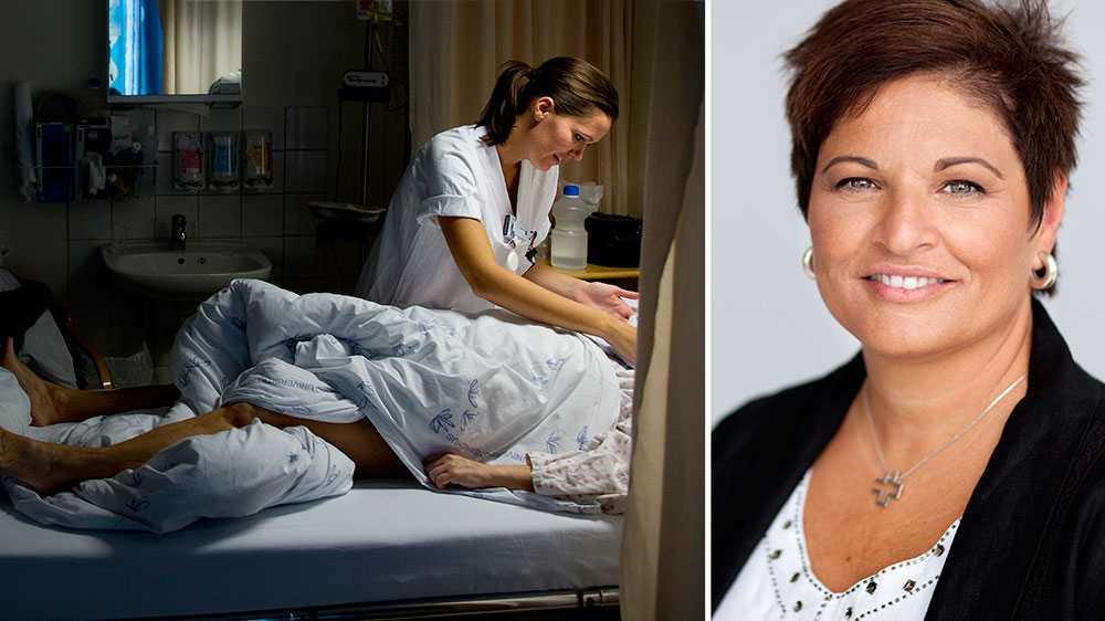 Det måste löna sig att ha arbetat ett helt liv med att främja hälsan och livskvaliteten hos Sveriges befolkning, skriver Sineva Ribeiro, ordförande Vårdförbundet.