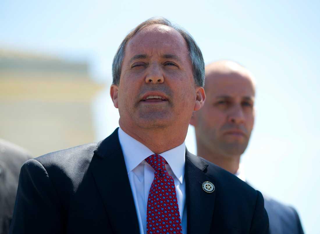 Texas statsåklagare Ken Paxton