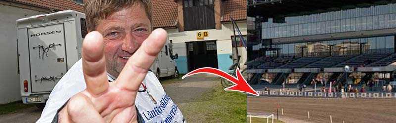 Svante Båth lämnar lugnande besked om Solvallas banunderlag, inför stortävlingarna på måndag