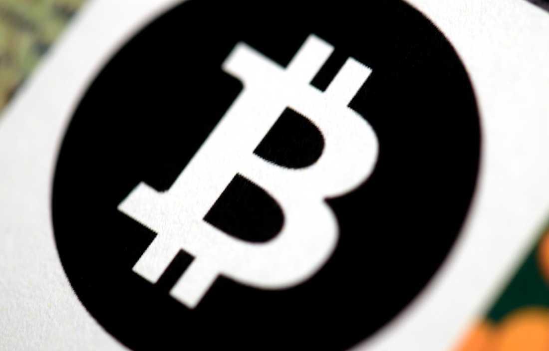 Den digitala kryptovalutan bitcoin uppfanns 2009 av Satoshi Nakamoto, en pseudonym vars identitet aldrig har avslöjats. Arkivbild.