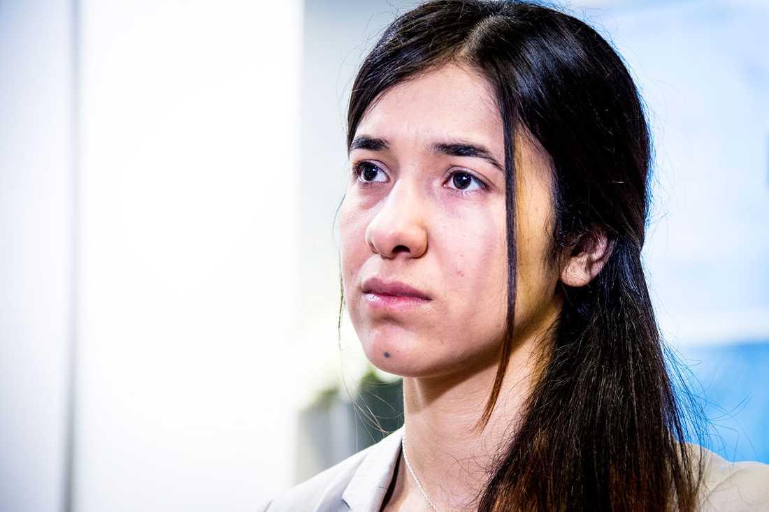 Nadi Murad är en överlevare med en historia som är unik – samtidigt som hon ger röst åt många tusen andra.