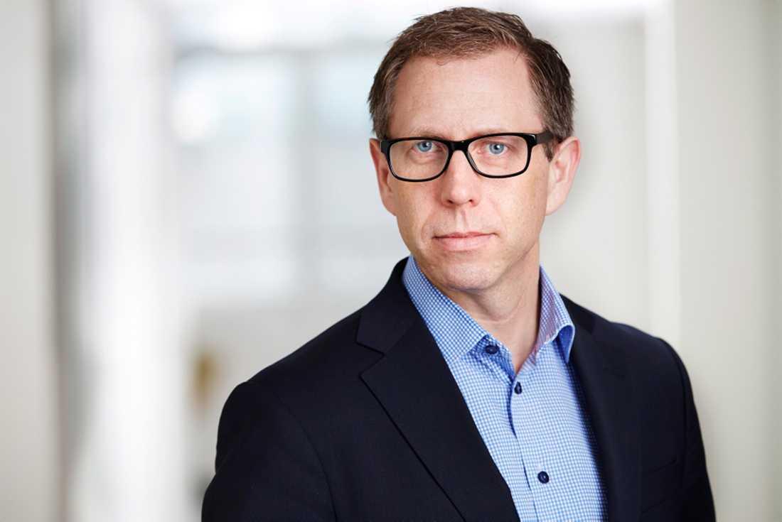 Torbjörn Annerfors på Moderna försäkringar.