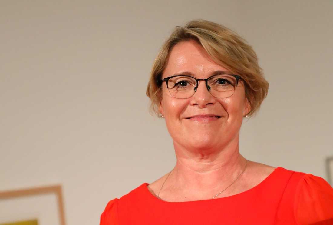 Konsthistorikern Gitte Ørskou blir ny överintendent för Moderna museet.