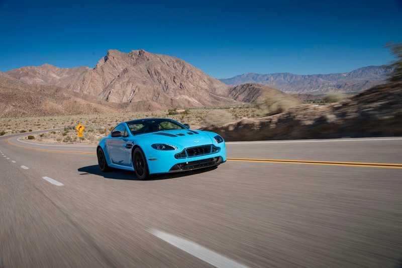 Aston Martin V12 VantageS