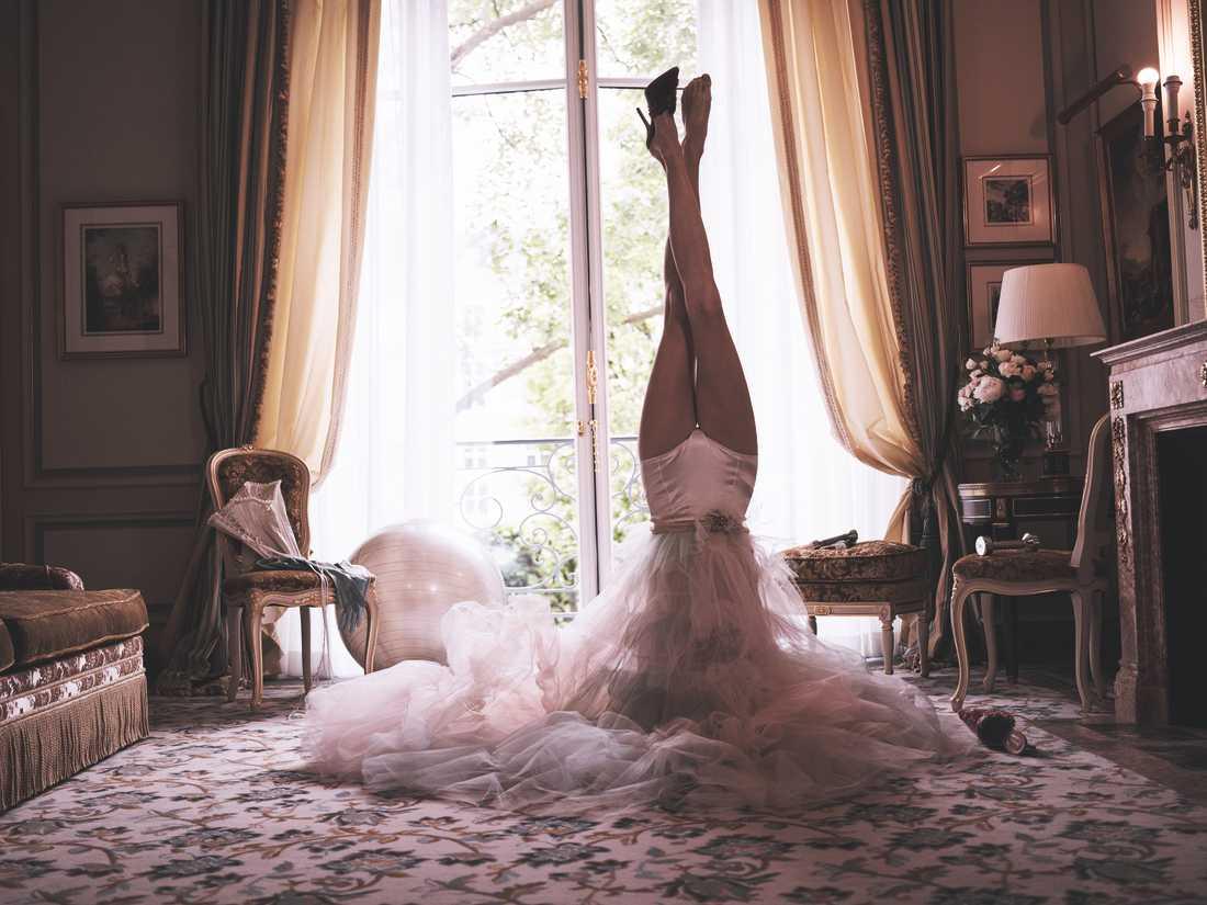 Noémie Schmidt, Vogue.