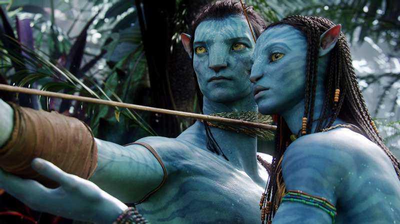 """""""Avatar"""" är den mest inkomstbringande filmen någonsin."""