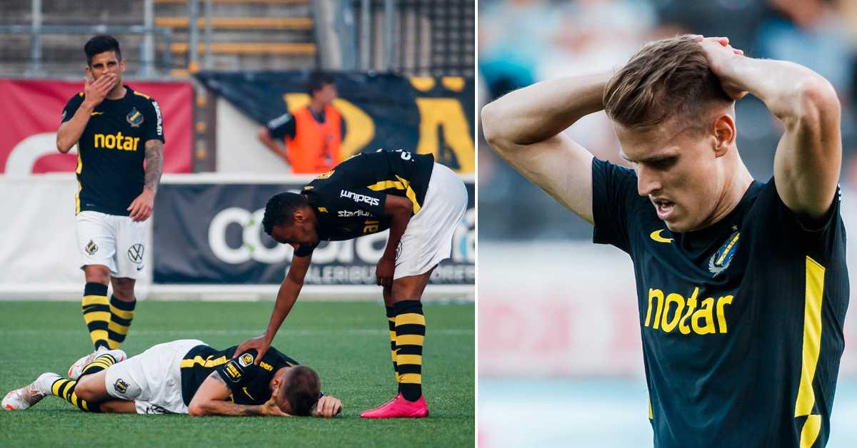 AIK tappade poäng borta mot Örebro