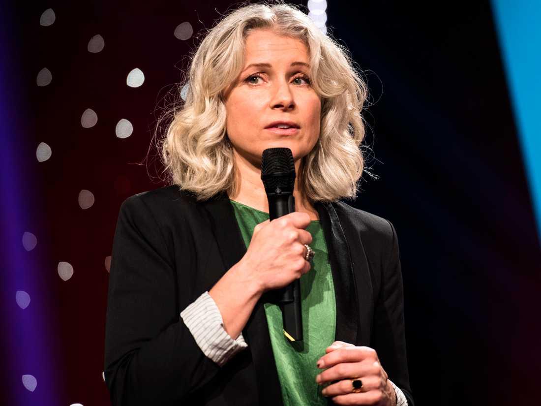 Projektledare Anette Hellenius