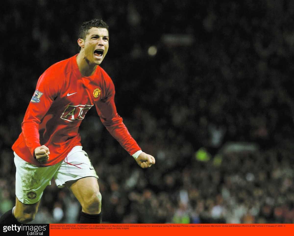 TILLBAKA Cristiano Ronaldo har hittat tillbaka till den form som gjort honom till världens bästa fotbollsspelare. Och det lagom till supermötet med Inter i Champions League på tisdag.
