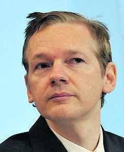 Julian Assange, Wikileaks frontfigur.