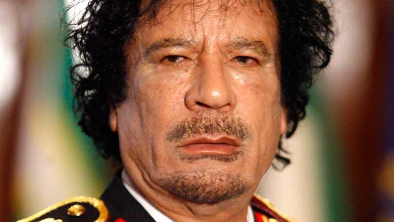 Libyens förre ledare Muammar Gaddafi är död.