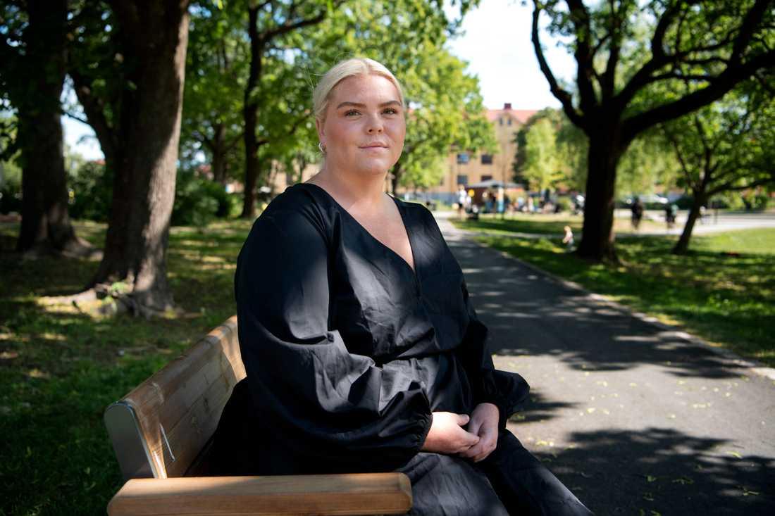 """I september drar förhoppningsvis Johanna Nordströms föreställningsturné """"Ring polisen"""" i gång."""