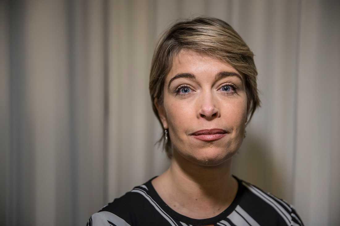 Annika Strandhäll (S).