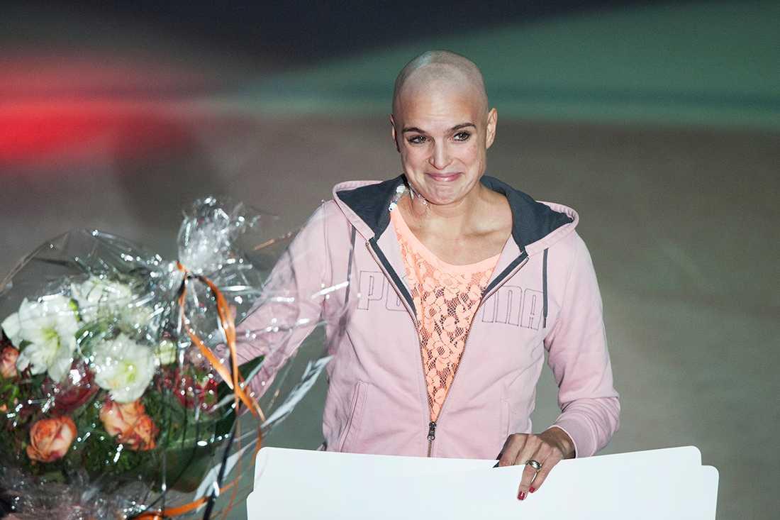 Nadja Casadei. Foto: Bildbyrån