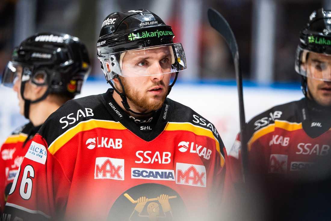 Luleå och Örebro har kommit överens om att övergången för Robin Kovac.