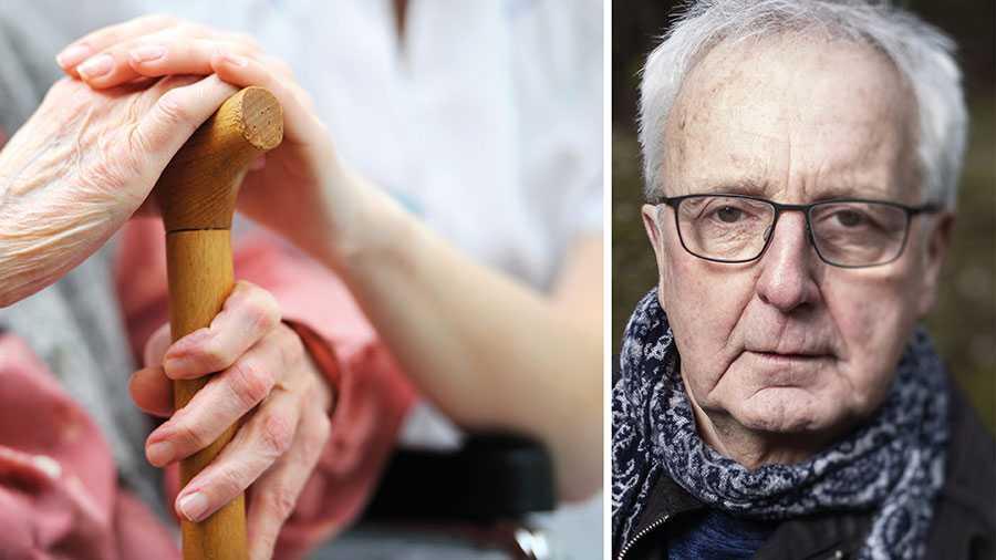 Smittspridningen, med många döda på våra äldreboenden, har satt strålkastarljuset på bristerna inom äldreomsorgen. Statusen på arbetet behöver höjas. Staten och kommunerna har ett gemensamt ansvar för detta, skriver utredaren Göran Johnsson.