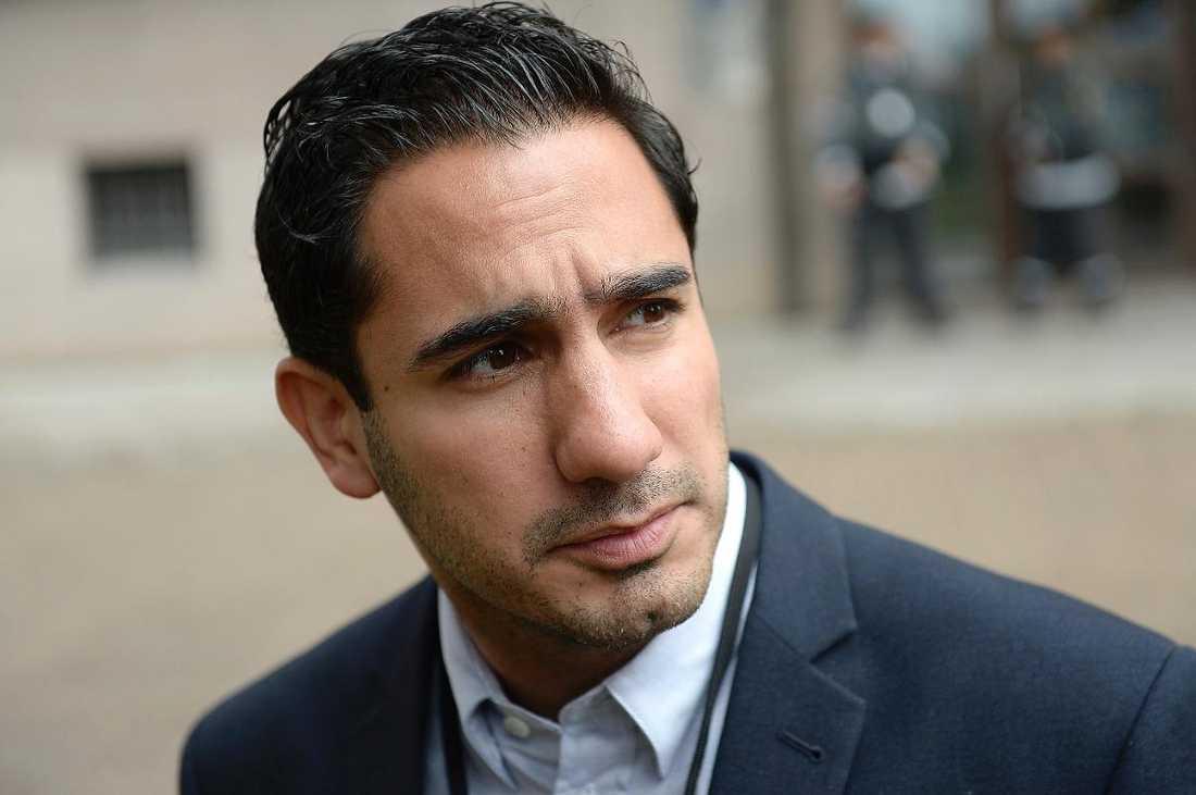 Ardalan Shekarabi (S), civilminister. Betyg: 2,3 (Oförändrat)