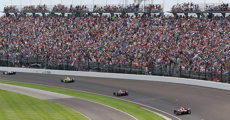 Indy 500 2019.