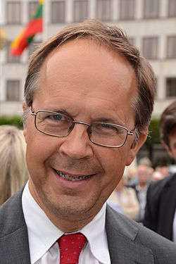 Håkan Holmberg.