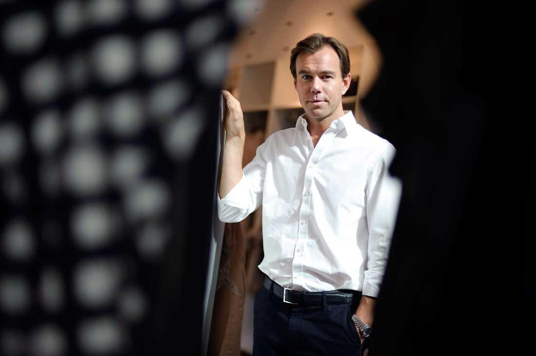 Karl Johan Persson, HM:s vd