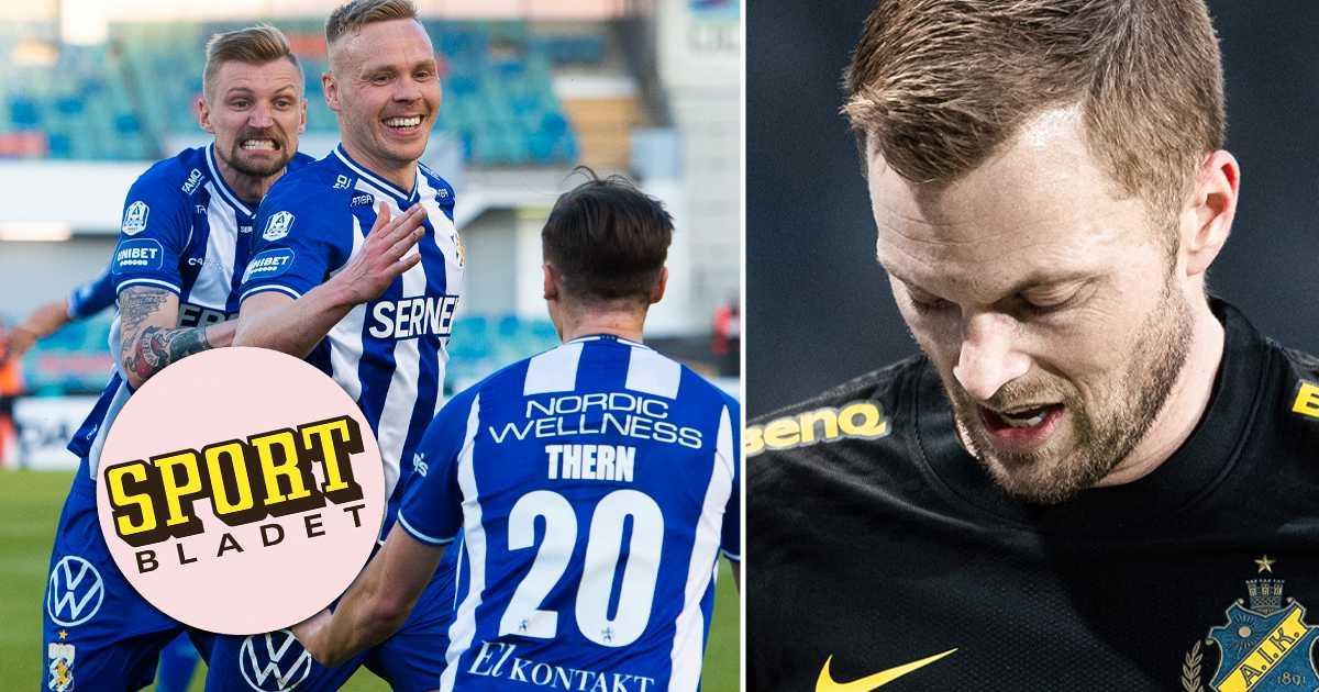 """Blåvittprofilens pik mot AIK efter segern: """"120 års historia"""""""