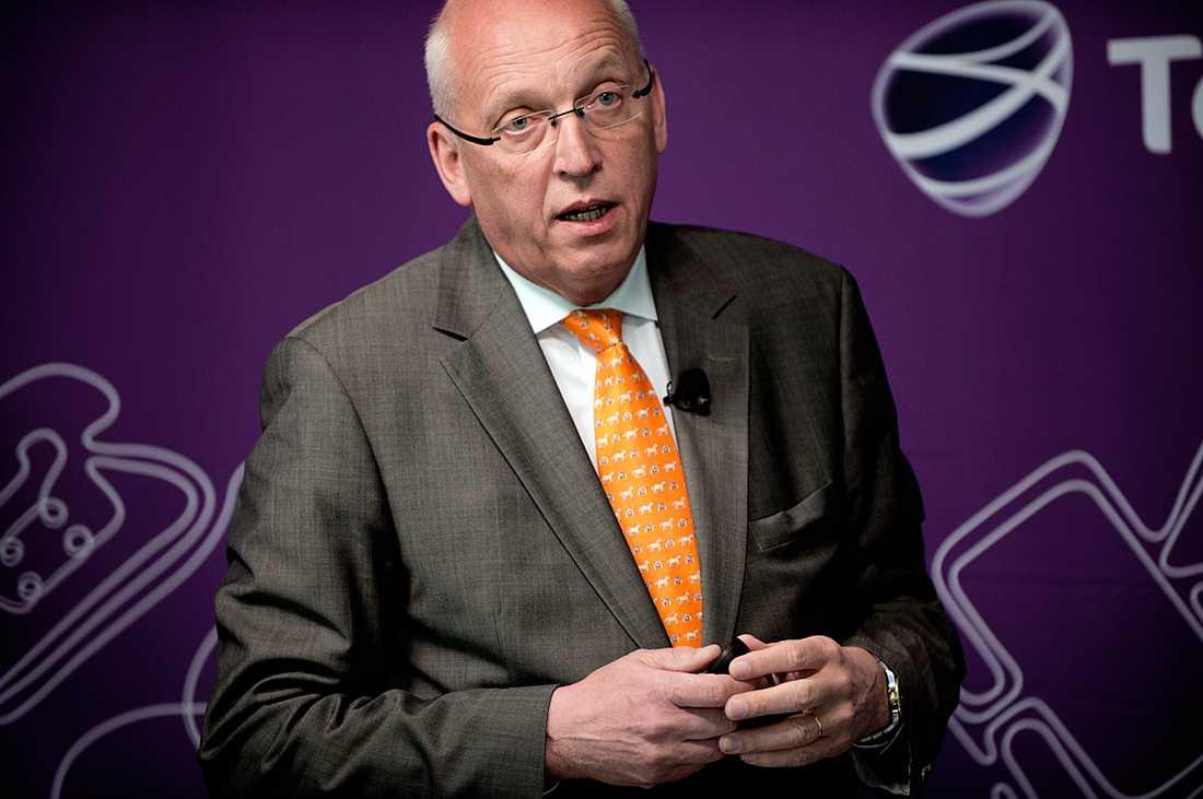 Lars Nyberg.