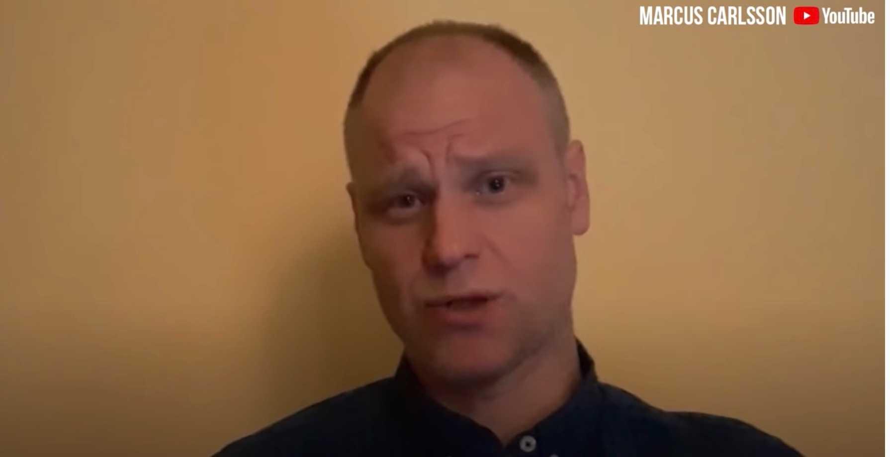 Marcus Carlsson, docent på matematikcentrum vid Lunds universitet