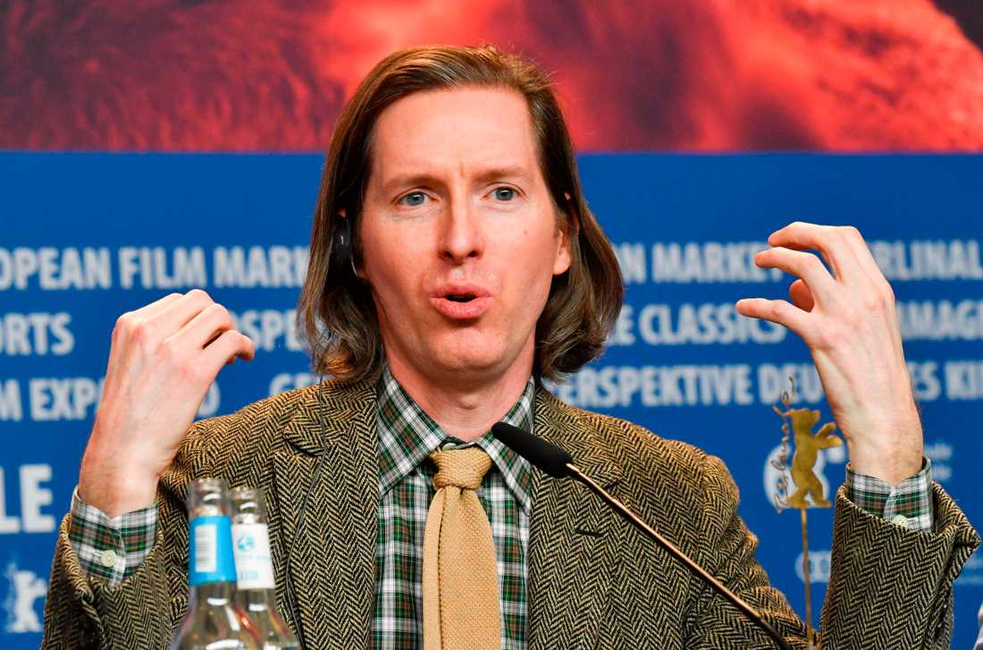 Wes Anderson.