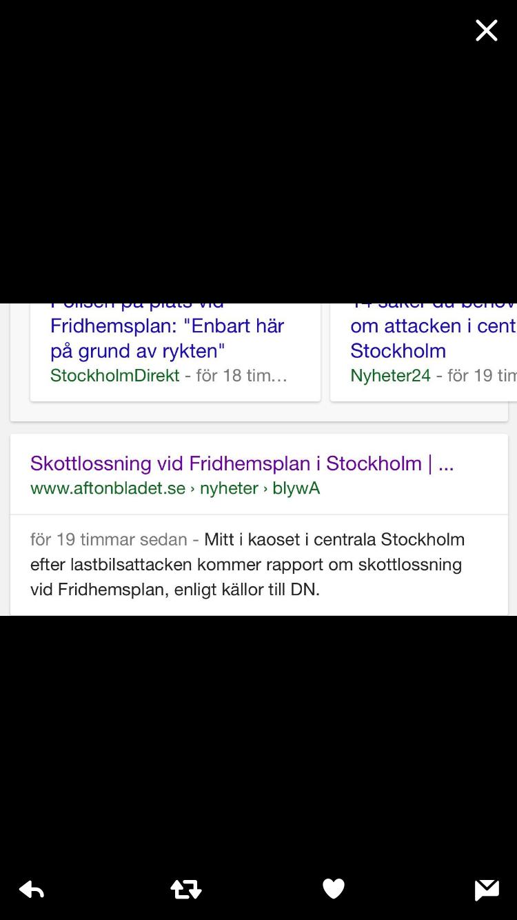 Aftonbladet hakade på felaktliga uppgifter.
