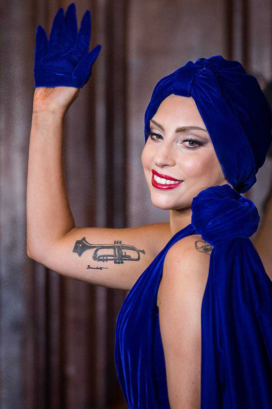 Lady Gaga är vid liv.