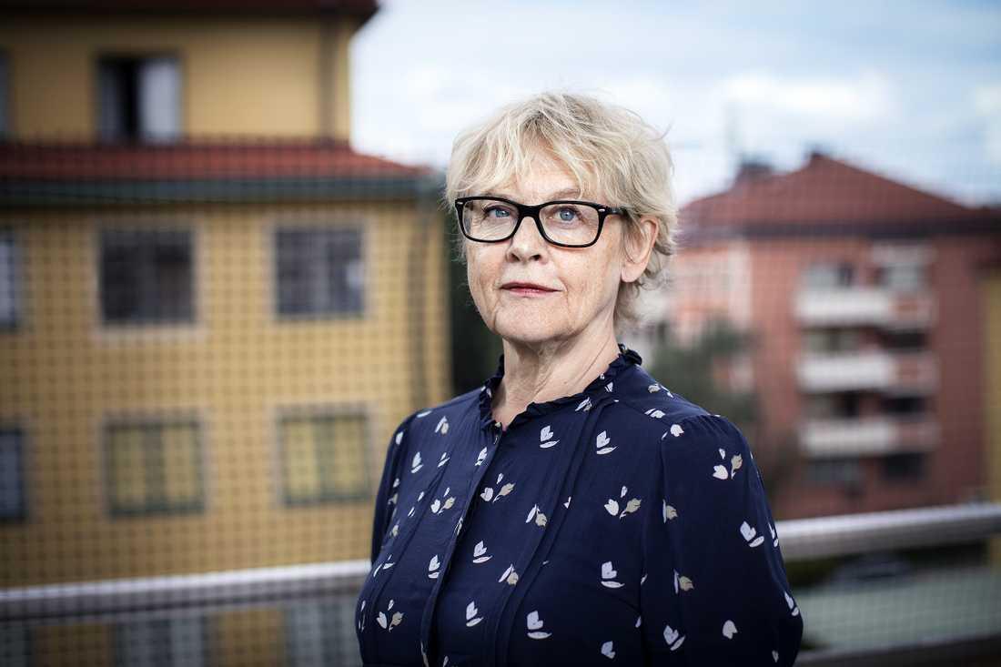 Eva Runefelt (född 1953), poet.