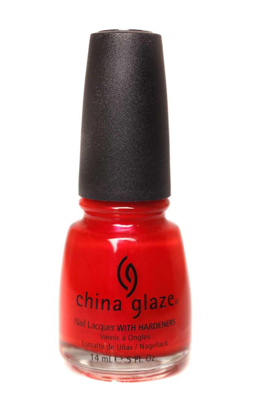 China glace nagellack, 98 kr/st.