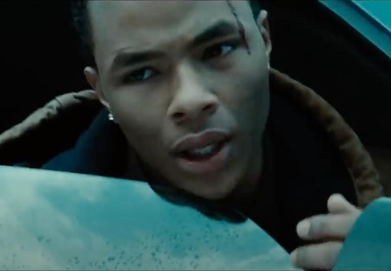 """Gregory Tyree Boyce i """"Twilight""""."""