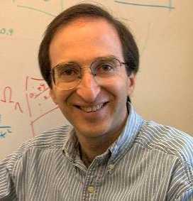 Saul Perlmutter.