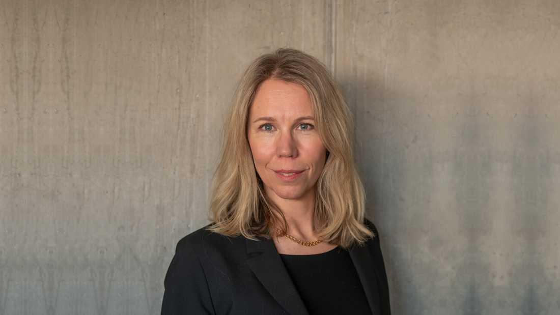 Jannike Tillå, kommunikations- och affärsområdeschef på Internetstiftelsen, berättar att Tiktok inte längre är lika oskyldig.