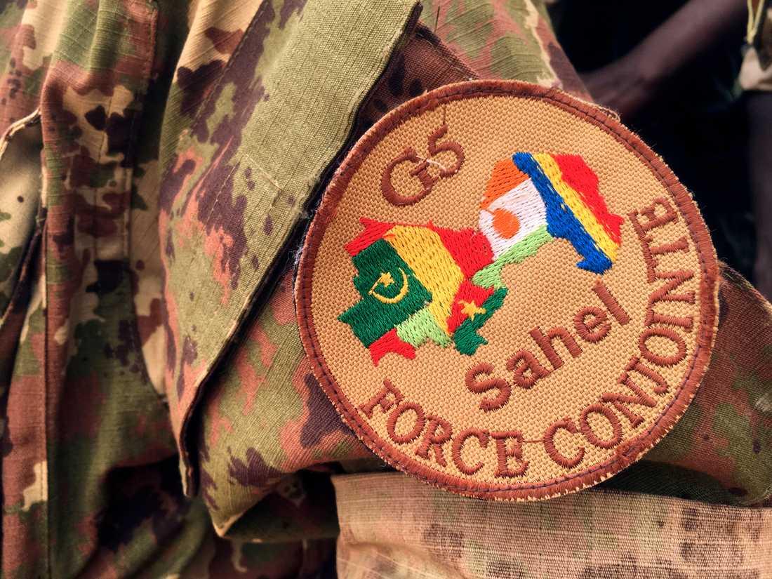Mali vill se 10000 nya soldater i sin armé. Arkivbild