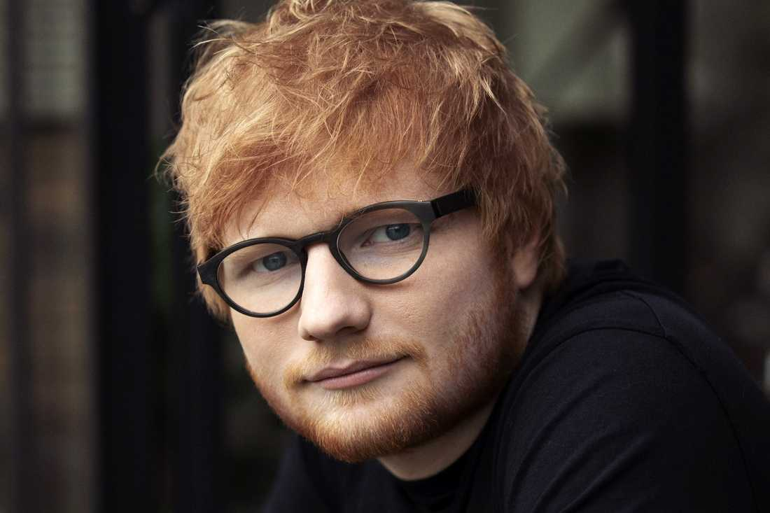 Ed Sheeran slog nyligen streamingrekord. På Spotify har 28-åringen 69 miljoner lyssnare i månaden.