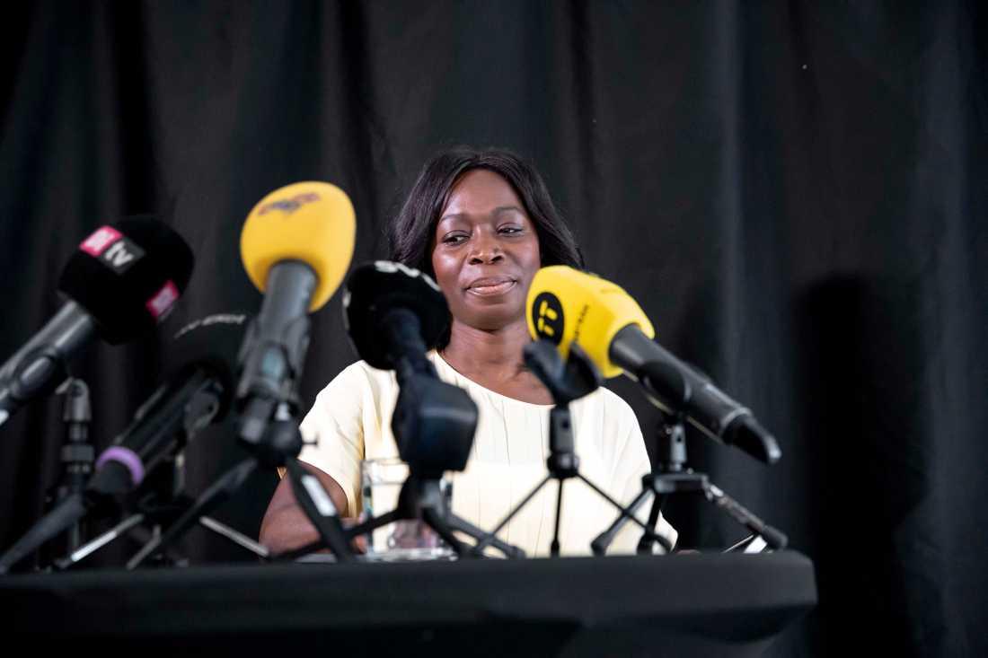 Nyamko Sabuni (L) kandidat till partiledare