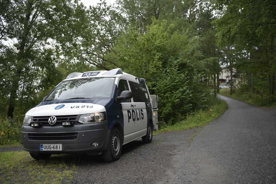 Polisen har satt in extra resurser eftersom de är rädda för en attack.