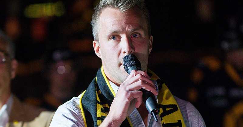Pontus Petterström.