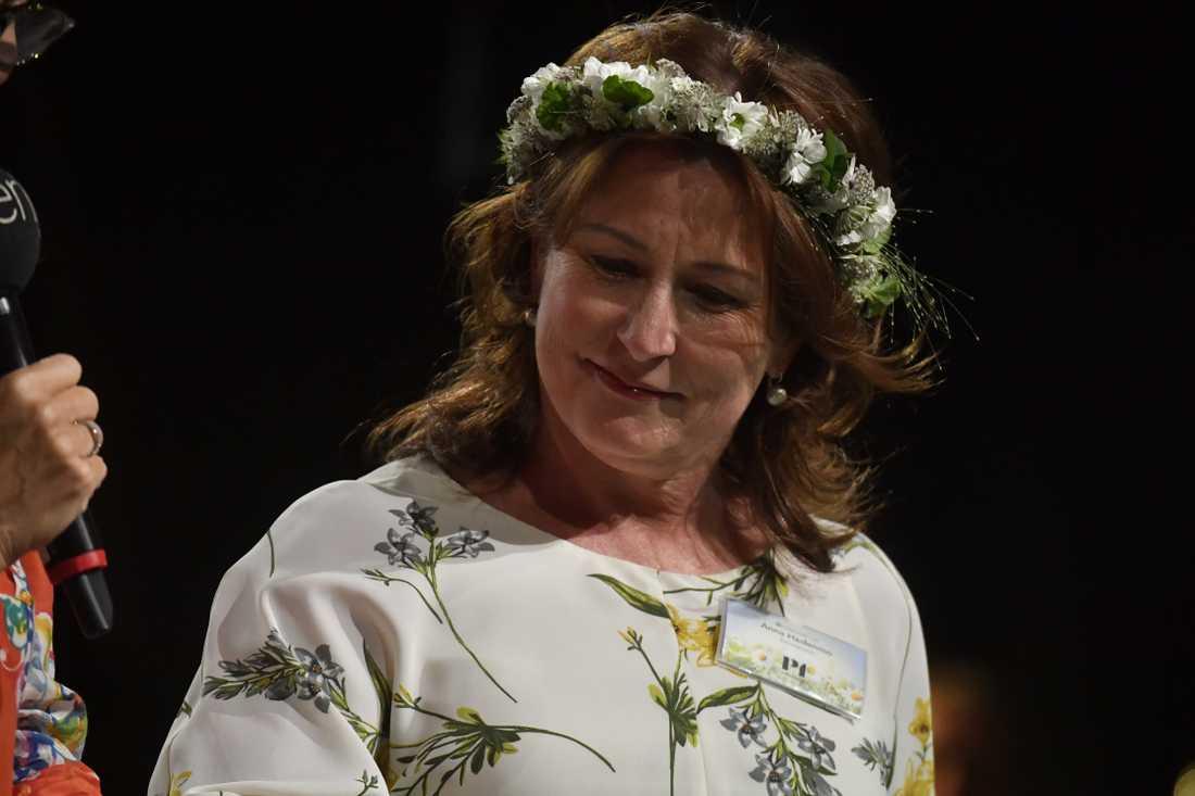 Anna Hedenmo.