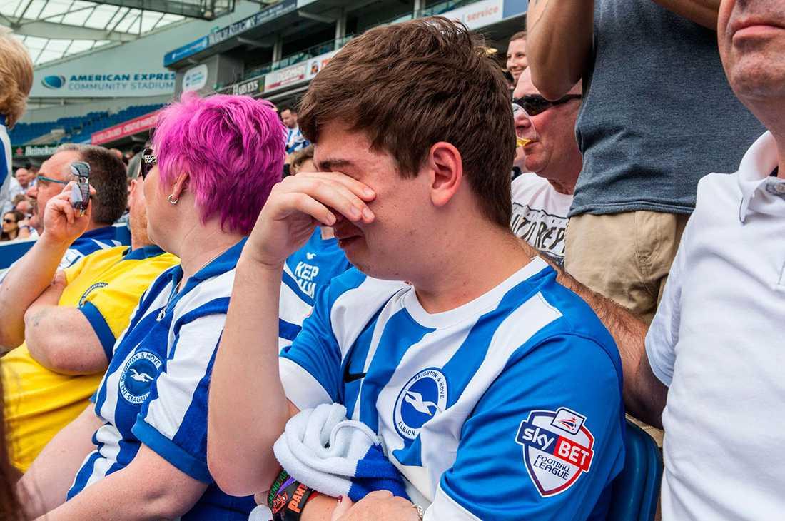 För Brightons del återstår nu ett playoff för att avancera.
