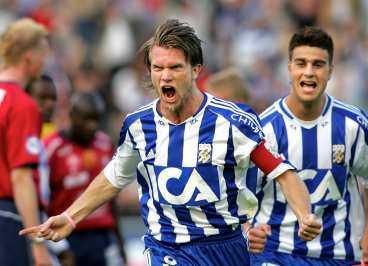 """""""KÄNNS HELT RÄTT"""" Fredrik Risp hoppas komma närmare en plats i landslaget i och med flytten till Turkiet."""