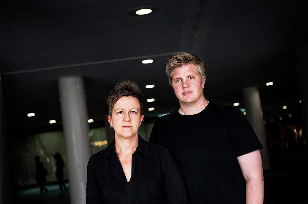 Ulrika Westerlund och Jonah Akleye leder den nya utredning som ska kartlägga transpersoners liv i Sverige i dag.