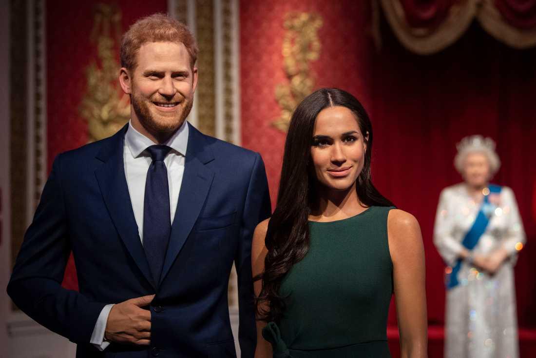 Prins Harry och Meghan Markle drar sig tillbaka från offentligheten.