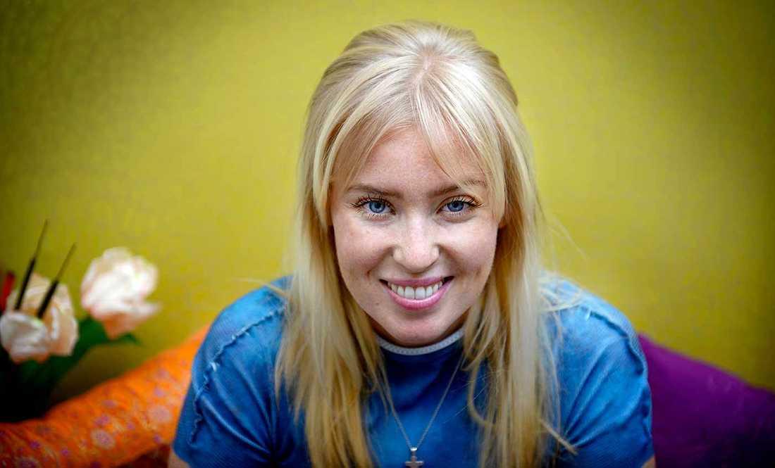 Linda Sundblad. JERKER IVARSSON