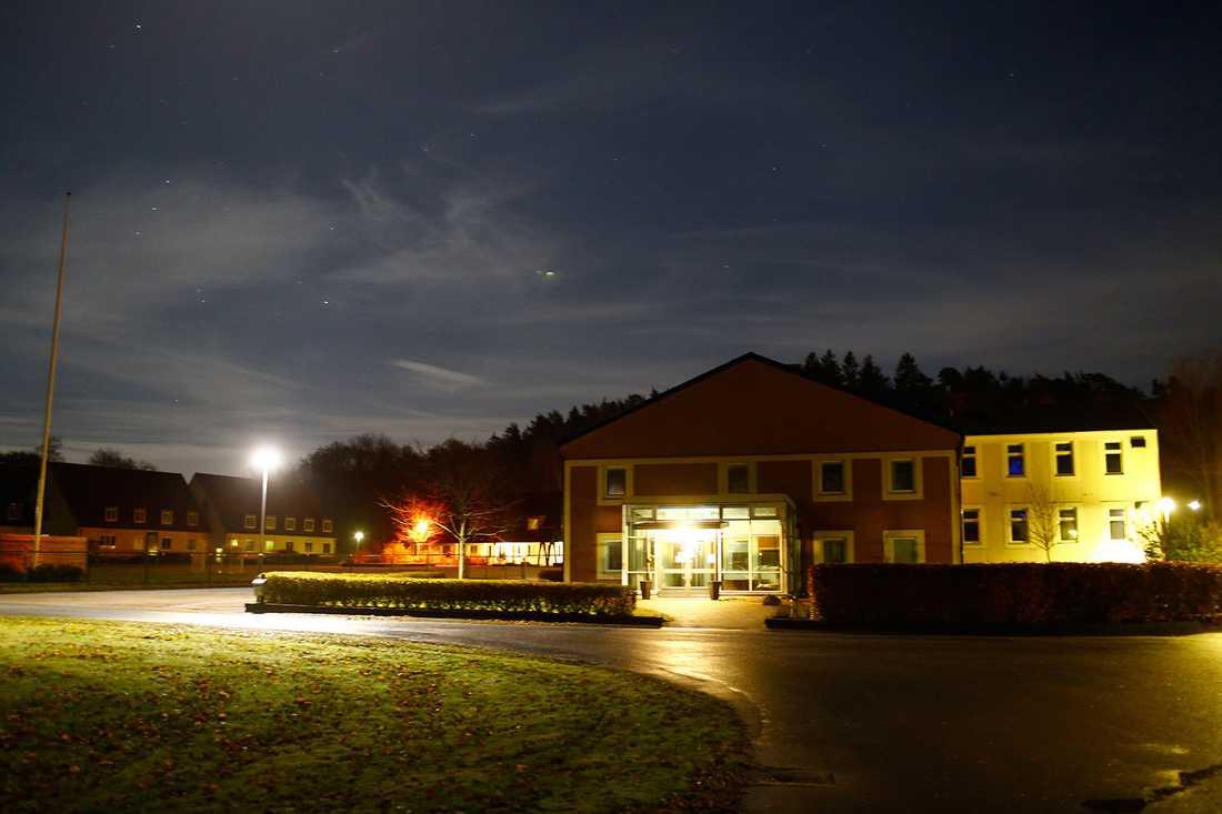 Plönningeskolan i Halmstad.