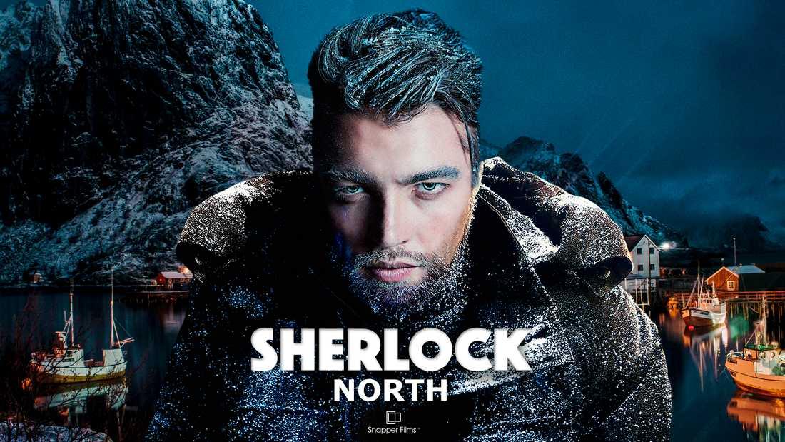 """Såhär ska kommande tv-serien """"Sherlock north"""" kännas. Vem som ska spela huvudpersonen är dock inte klart än."""