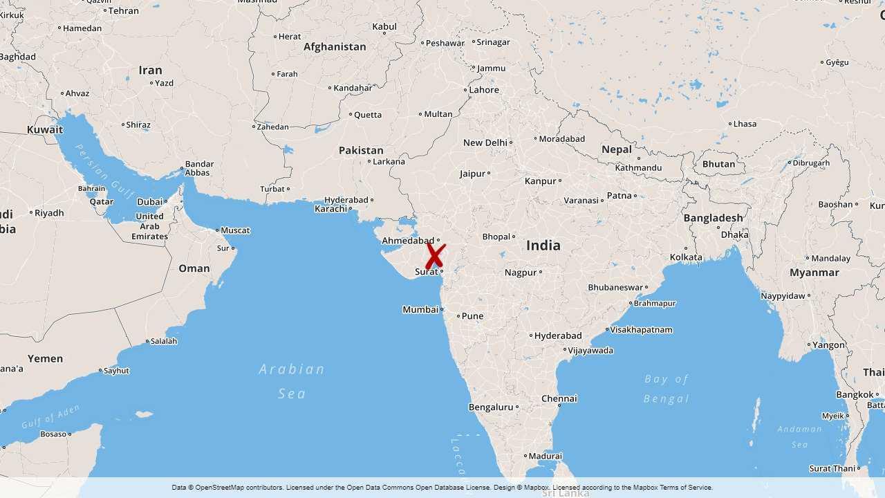 Sju arbetare döda i avföringstank i Indien